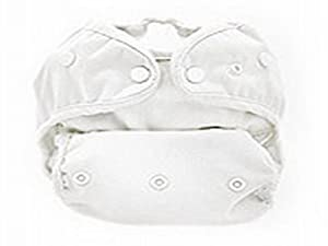 Marvels One Size Diaper Cover, White