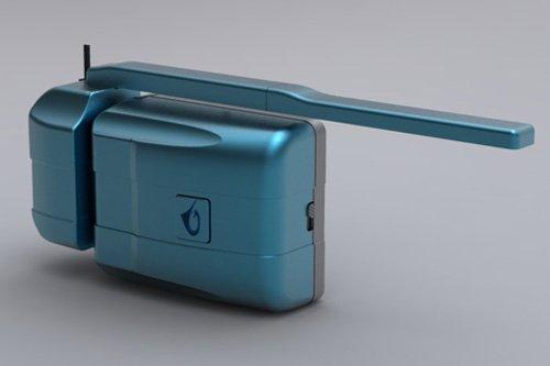 ロボスネイル自動水槽ガラスクリーナー [並行輸入品]