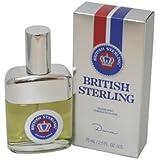 Dana British Sterling Cologne Spray for Men, 2.5 Ounce