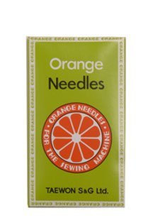 Needles Orange® Machine 15 x 1 Regular / Size 10