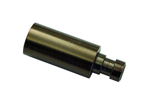 Gardinia 31373 mDEKOR rallonge 4 cm pour support de tringle à rideaux série chicago, diamètre 20 mm (bronze)
