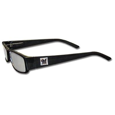MLB Milwaukee Brewers Team Logo +1.50 Reading Glasses