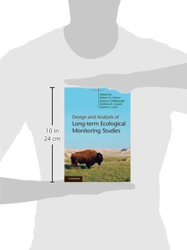 Design and Analysis of Long-term Ecological Monitoring Studies Hardback