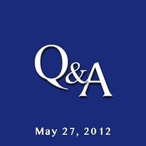 C-SPAN Q & A: Clint Hill | [Brian Lamb]