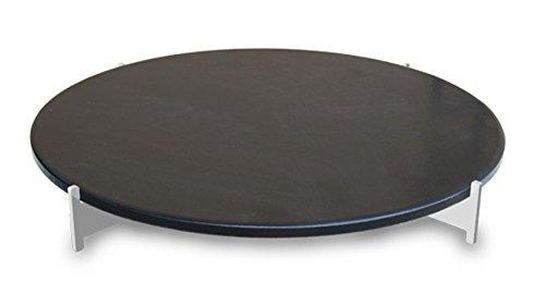LotusGrill Pizzastein-Set! Speziell entwickelt für den rauchfreien Holzkohlegrill/Tischgrill günstig bestellen