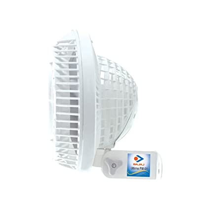 Bajaj Ultima PW01 (200mm) Wall Fan