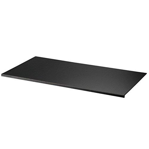 キングジム デスクマット レザフェス 合皮 Lサイズ 黒 1967LFクロ