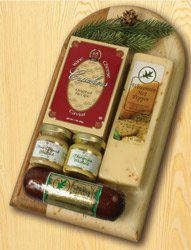 Arch Board Cheese Gift Set by Wisconsinmade