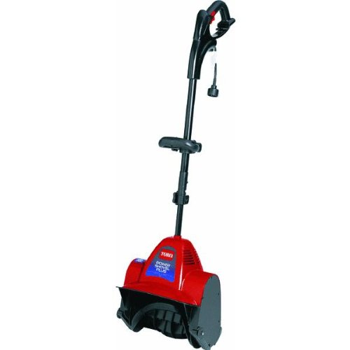 Review Of Toro Electric Power Shovel - 12in. Clearing Width, 7.5 Amp Electric Motor, Model# 38361