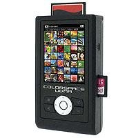 Sanho HyperDrive ColorSpace UDMA 320GB Photo Backup Storage & Viewer with 3.2-Inch LCD, Supports 14 Memory Card Formats