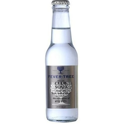 Fever Tree Spring Club Soda, 16.9 Ounce -- 8 per case. by Fever-Tree (Fever Tree Spring Club Soda compare prices)