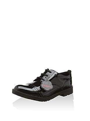 Kickers Zapatos de cordones Lachly Laces (Negro)