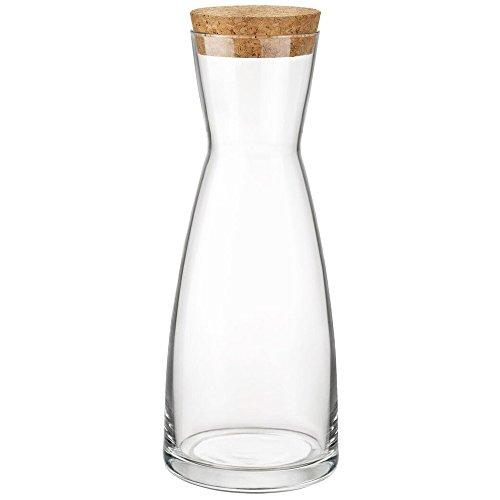 ypsilon-carafe-1-litre-bormioli-rocco-lead-free-star-glass-table-decanter