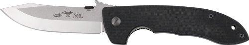 Emerson Knives Inc Usa Super Cqc-8 Stonewash Plain Edge