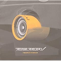 RIDGE RACER V �I���W�i���E�Q�[���T�E���h�g���b�N