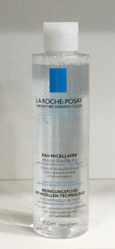 LA ROCHE-POSAY acqua micellare VISO OCCHI LABBRA purifica e lenisce 200 ml