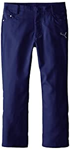Puma Golf Boys Junior 5 Pocket Pant by PUMBL
