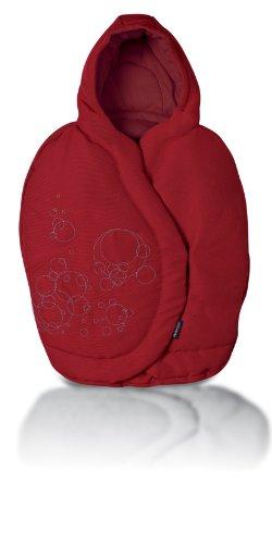 Maxi-Cosi Infant Car Seat Footmuff, Intense Red