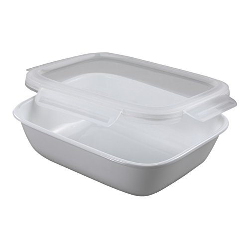 Corelle Bake, Serve, Store 8 Cup Square Baker w/ Snapware Lid (Corelle Bake And Serve compare prices)