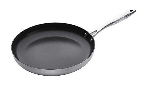 scanpan wok how to clean surface