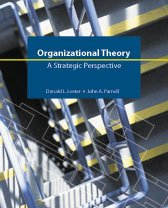 Organizational Theory: A Strategic Perspective