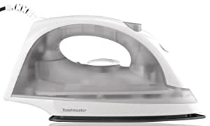 Toastmaster 3305 1200-Watt Steam and Dry Iron