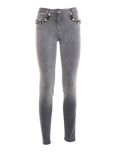 Jeans con ricamo-38