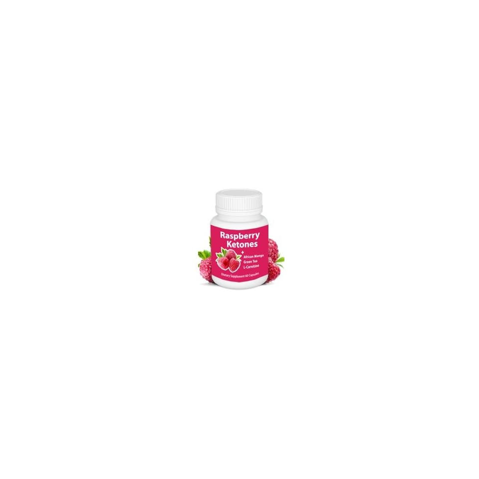 Raspberry Ketones with Dr  Oz Recommended Green Tea, L