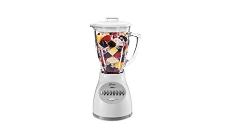 Oster Blender 14 Speed with Glass Jar 6694 White (Osterizer Blender Glass Jar White compare prices)