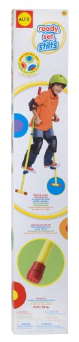 ALEX® Toys – Active Play Ready, Set, Stilts 771W
