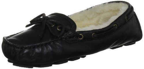 Frye Reagan Campus Driver Womens Shoes Reagan Campus Driver Black 5 UK, 38 EU, 7 US