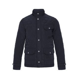 Firetrap Kingdom Jacket Mens Navy Medium