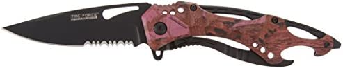 Tac Force TF-705 Series Assisted Opening Folding Knife 4.5-Inch Closed