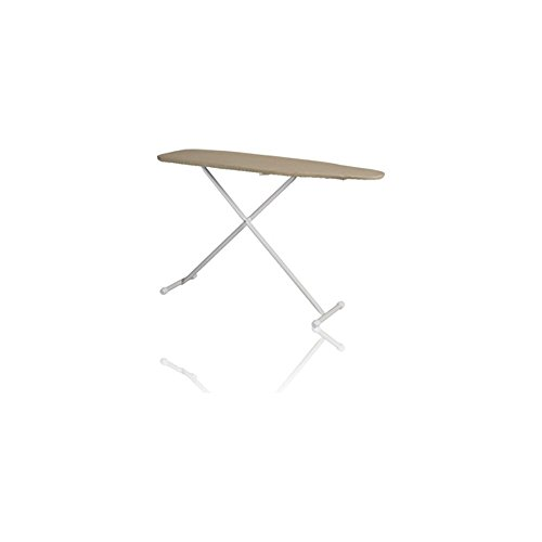 courtesy products full size tan ironing board