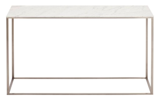 Cheap Minimalista Console Table in Marble by Blu Dot (B0076ZT8PA)