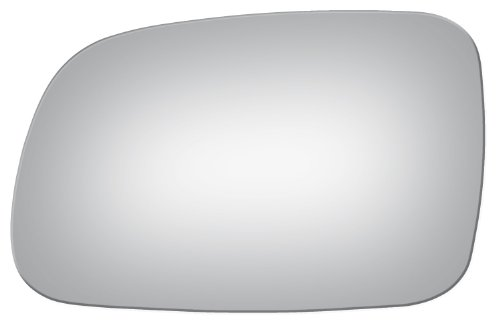1999 - 2004 Jeep Cherokee/Wagoneer (Mid Size) Electrochromic Flat Driver Side Replacement Mirror Glass