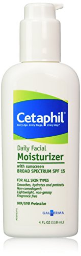 Cetaphil Daily Facial Moisturizer 118 ml