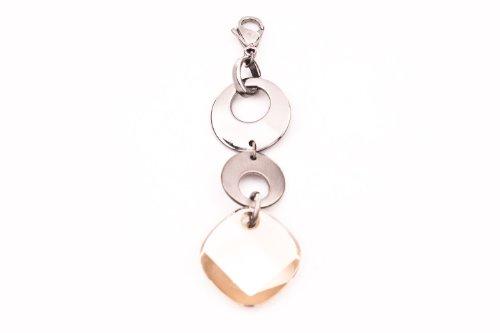 CEM Titanium Jewelry Women Pendants Gray/Beige PTS160