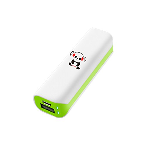 IPANDA 2600mAh Portable Power Bank