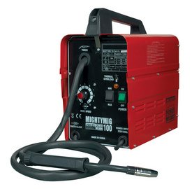 Sealey No-Gas Mig Welder 100Amp 230V MIGHTYMIG100