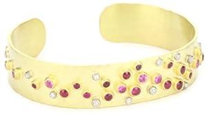 Annie Fensterstock Decora Cuff Bracelet
