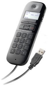 Plantronics 57240.001 Handset For PC with Dial Pad - Calisto P240 Usb