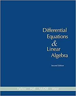 Linear algebra and differential equations solutions manual.