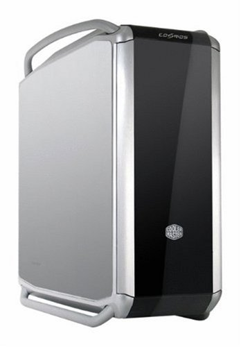 Cooler Master Cosmos 1000 Full Tower ATX PC Case - Silver / Black