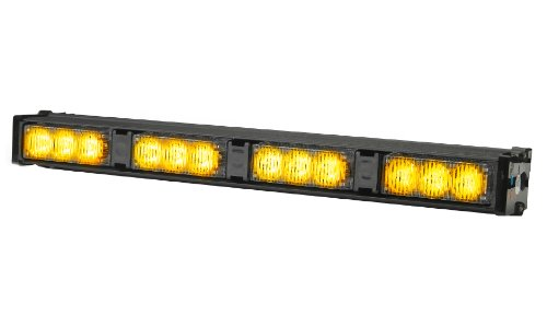 Lumax Intensifier Ii Vehicle Emergency Led Light Amber/Amber