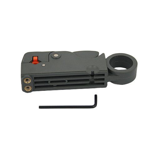 Rotary Coaxial Cable Cutting Tool