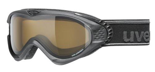 Uvex-Skibrille-Onyx-Polavision-SKIBRILLE-Google-schwarz-Black-Met-Mat-34