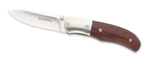 Browning Wingman Folding Knife, Cocobolo