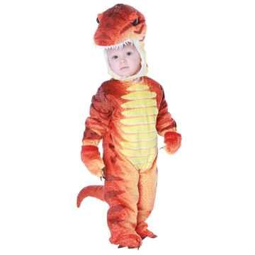 T-Rex Child Costume (Infant - Child Clothes Size 18-24months)