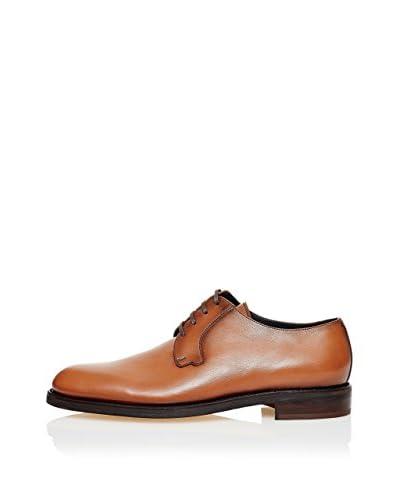 George´s Zapatos Derby Pala Lisa Horma 325EEE Burdeos